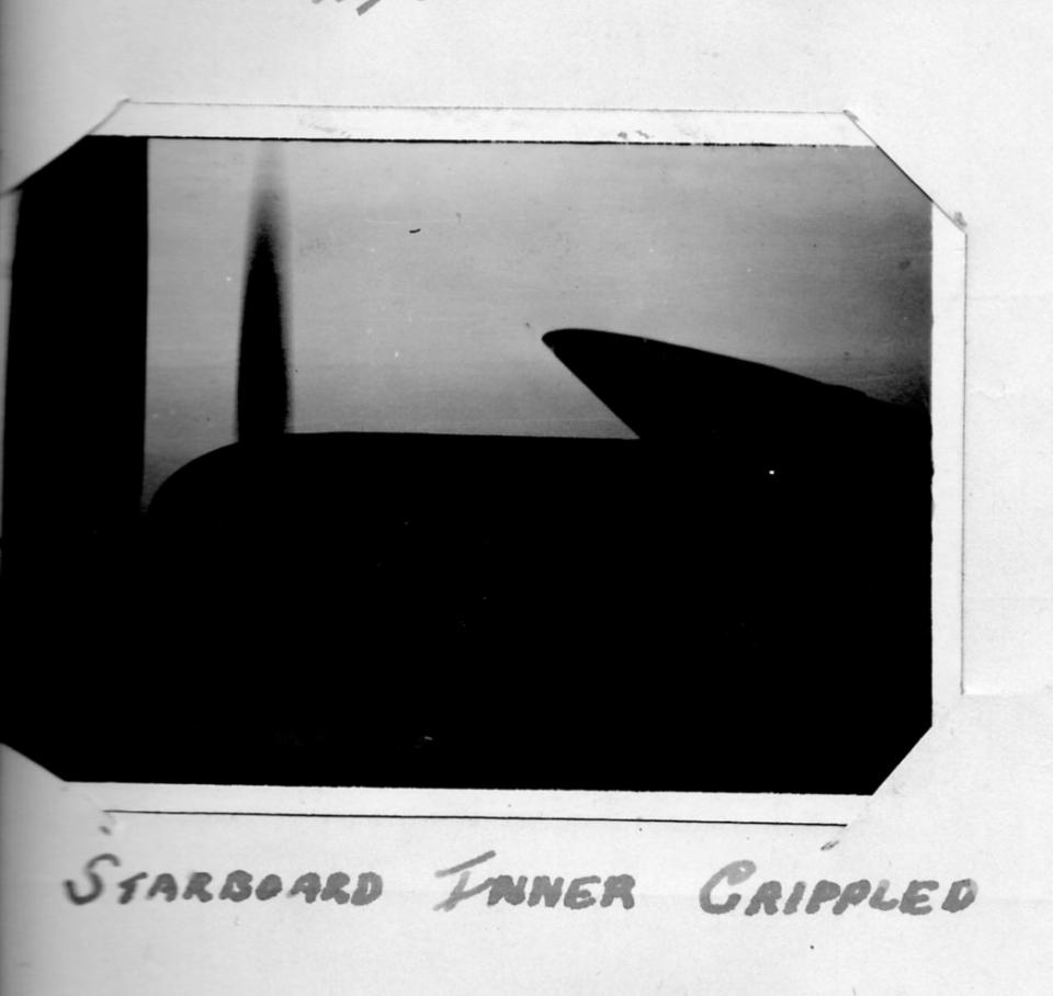 Starboard Inner Crippled