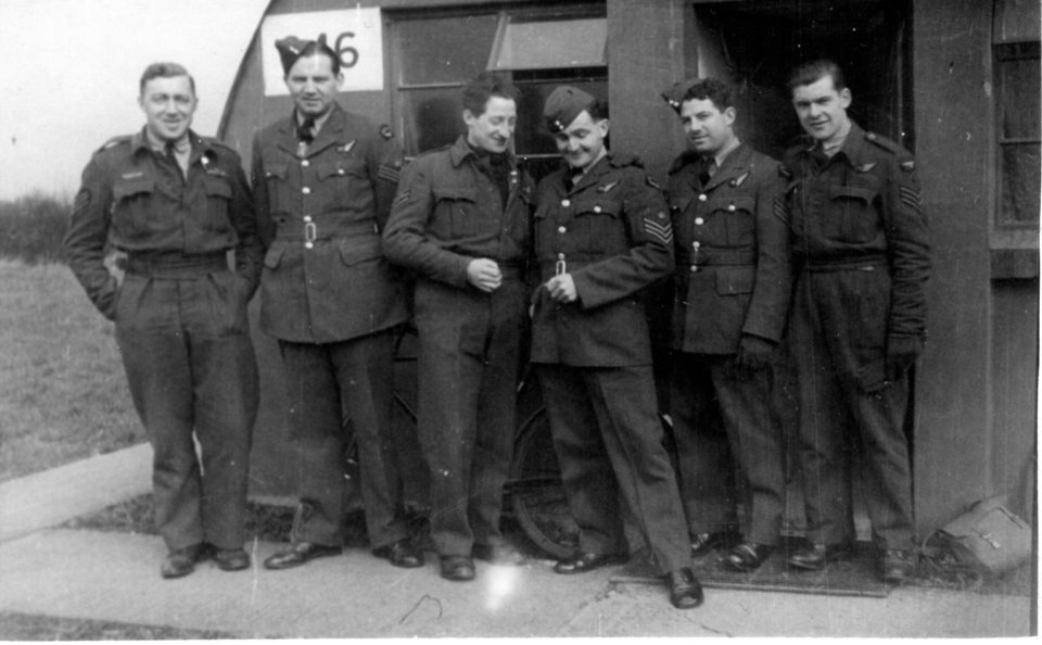 75 squadron front
