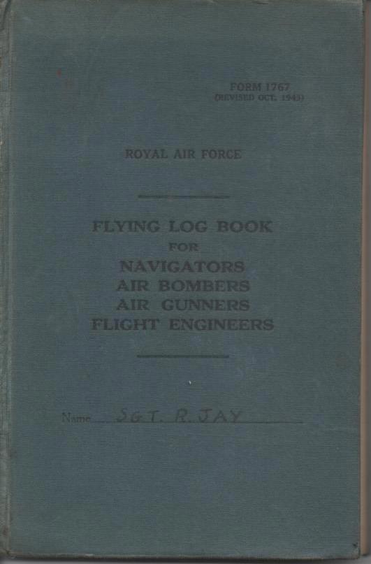 Log book 1