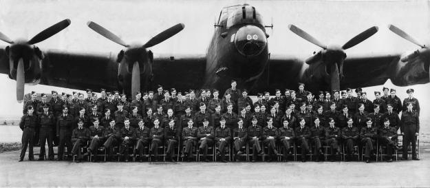 75 Sqdn C flight March 1944