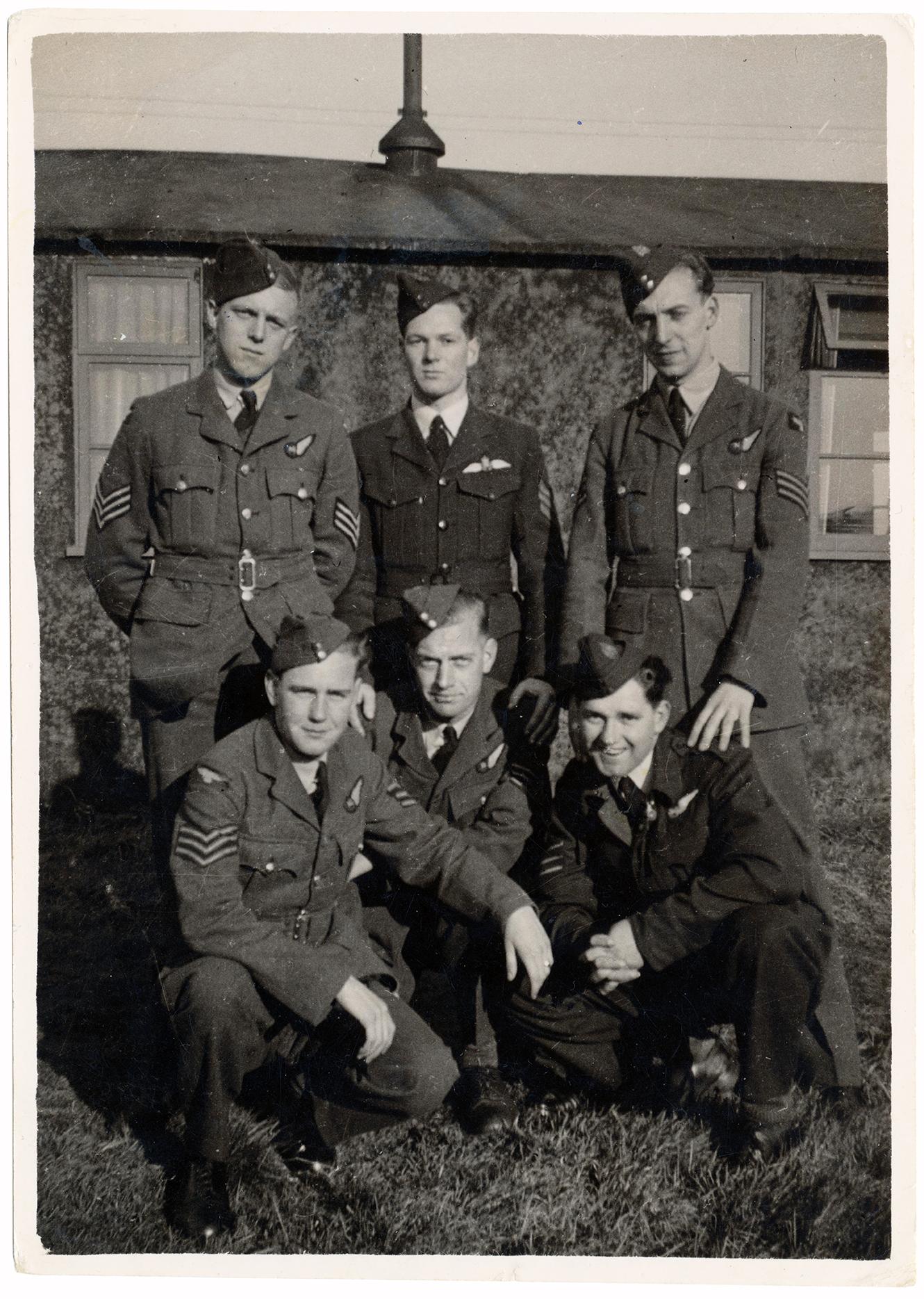 crew front