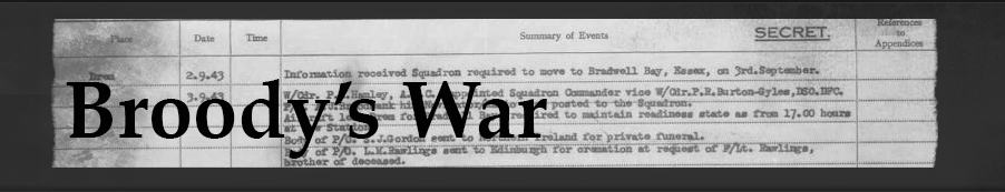 Broodys War