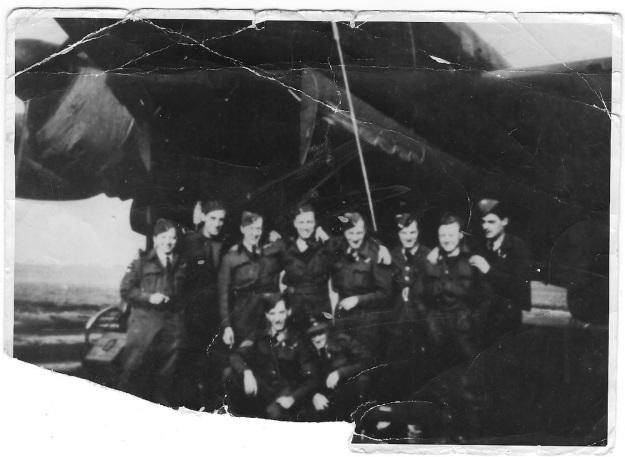 Untouched 20.11.1944 No. 75 Squadron (R.N.Z.A.F.) Lancaster I PB689