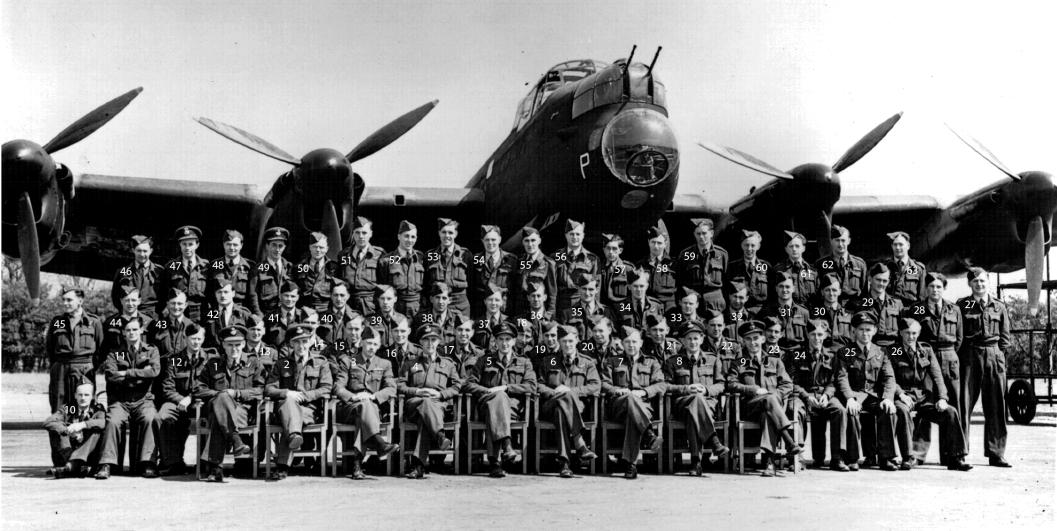 X Flight 1944