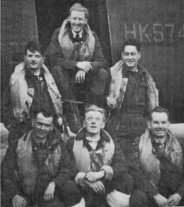 Maori aircrew serving with 75 (NZ) Squadron, 1939-45 (5/6)