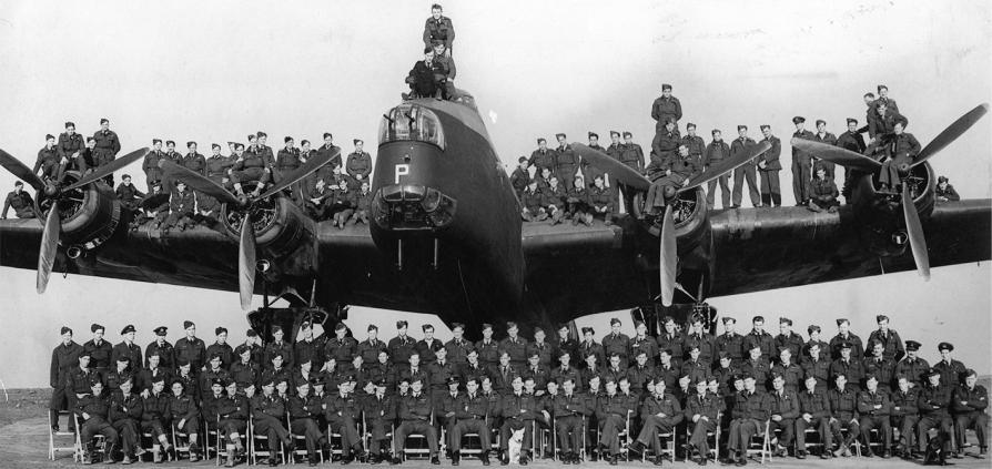 Full Squadron 1943