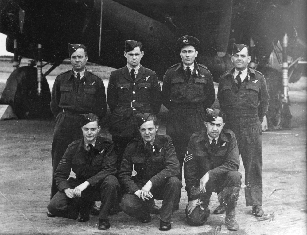 Maori aircrew serving with 75 (NZ) Squadron, 1939-45 (2/6)
