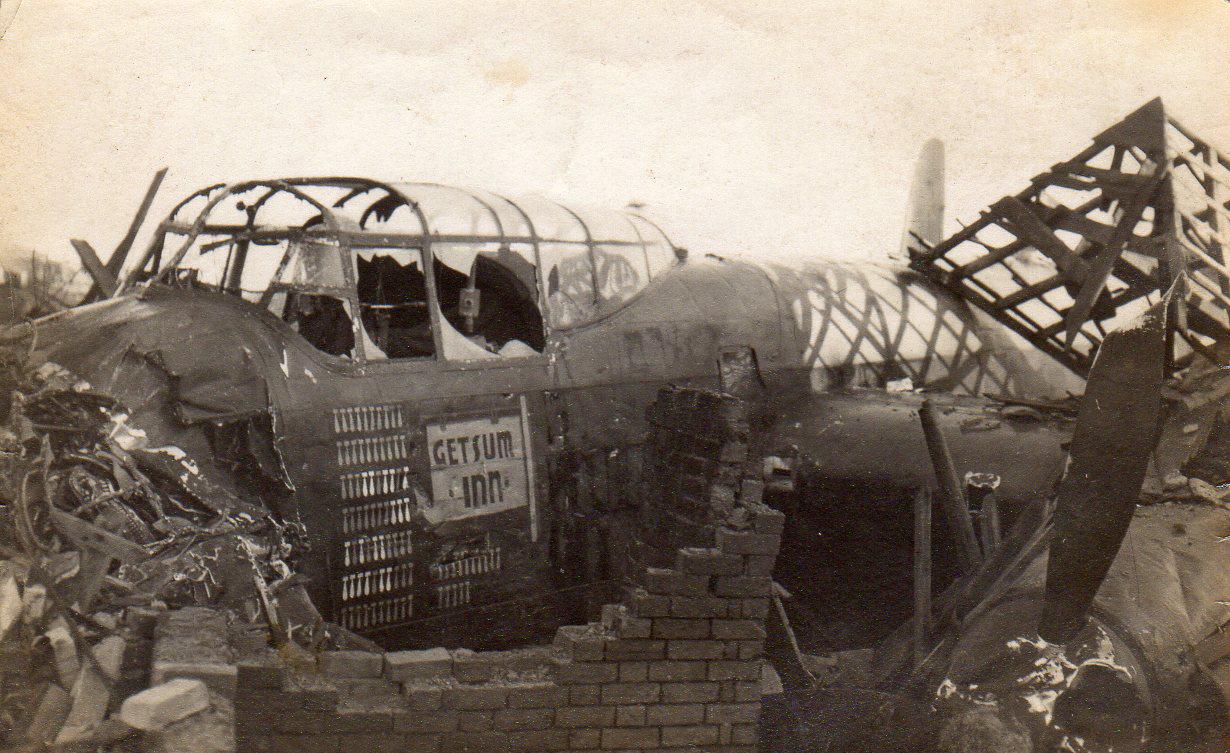 bomber crash related keywords - photo #2