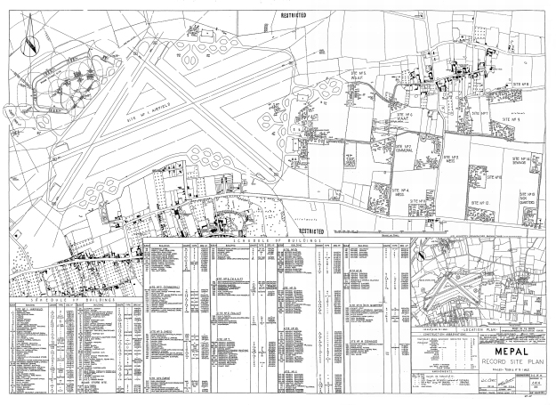 Airfield site plan scan tidied up and reduced