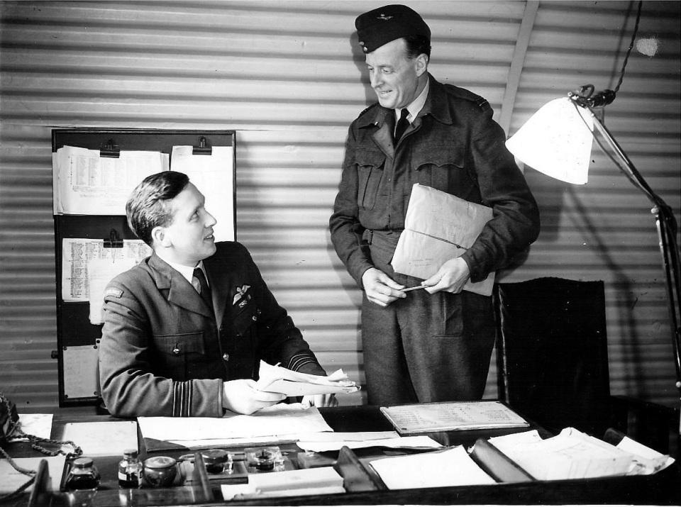 WingCoAdjutant1945-RonBaker