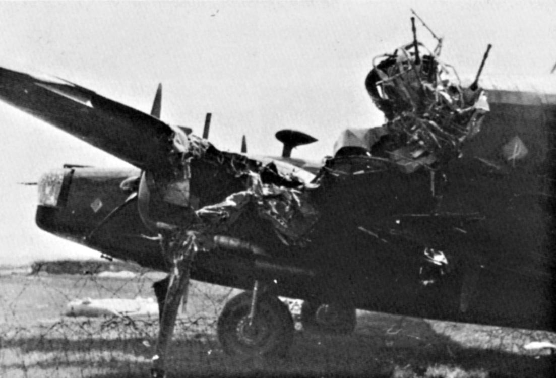 AA X Bob Fotheringham crash