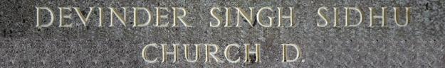 Church SIDHU COMP