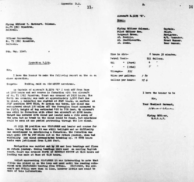 OperationalReport8May1940[5]cpd and cut