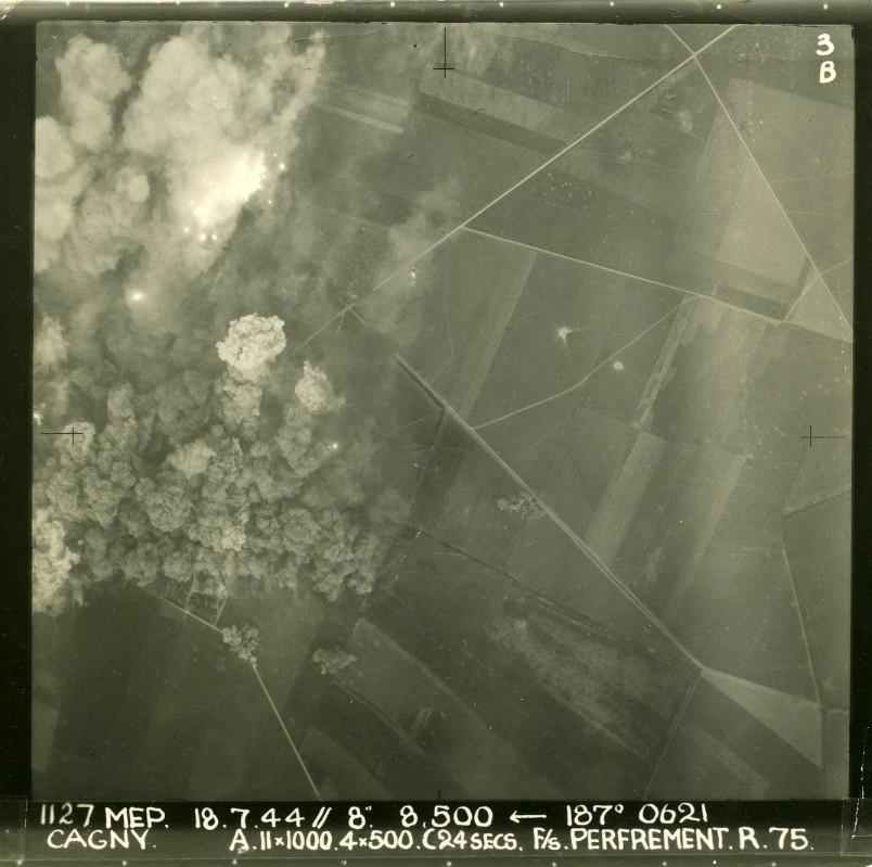 bombing photo