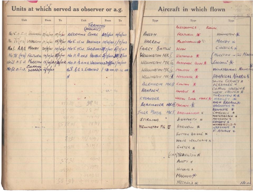 Gwyn Martin logbook 050