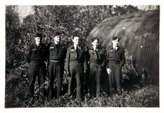 Bonisch crew photograph