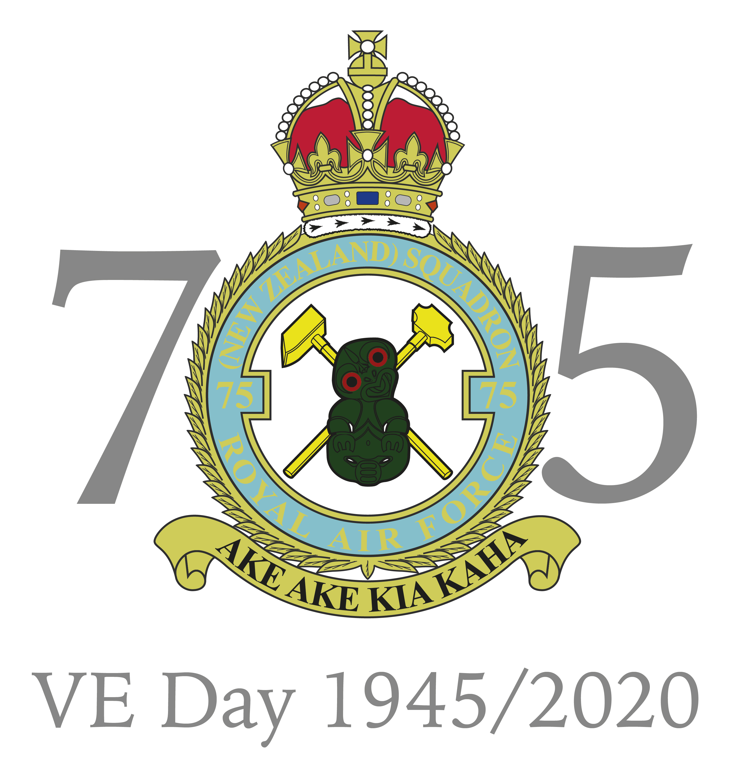43rd Flying Squadrons Beercans: 75(nz)squadron